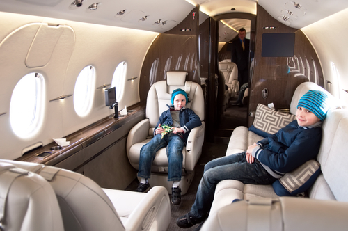 6 Reasons You and Your Family Should Fly Private
